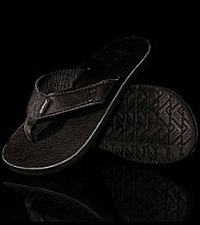 Reef Flipflops Leather Smoothy black