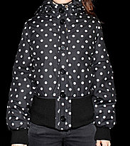 Roxy Jacket Chacha Bomber black