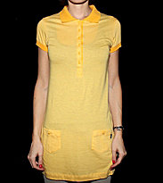 Wesc W Dress Kattis yellow