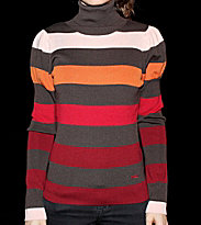 Wesc W Knit Pullover Samantha Knitted brown