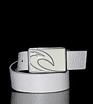 Rip Curl Belt Vuitto Revo white optical white