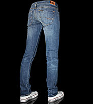 Lee W Jeans Lynn Stretch blue/midstream
