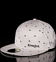 Emerica New Era Cap Polk E Dot NE beige bone