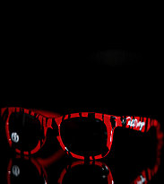 Electric Sunglasses Detroit red wild things/grey
