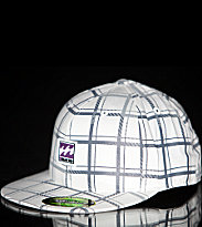 Billabong FlexFit Cap Neon Dreams white/neon