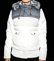 Matix W Winterjacket In the End white