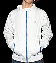 Element Windbreaker Suger white