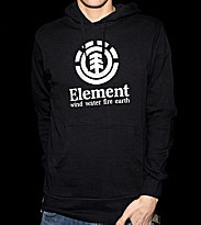 Element Hooded Slight black