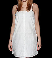 Volcom W Dress Mystery Dance white