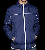 Revolution Windbreaker Mike blue navy
