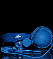 Matix Headphones Domepiece blue