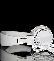 Urbanears Headphones Plattan white true white