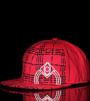 Nomis Snap Cap Grime red chinese