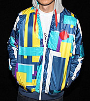 Humor Windbreaker Vinikurov multicolors