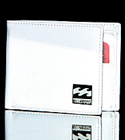Billabong Wallet Texas white