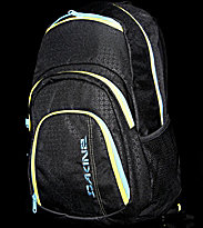 Dakine Backpack Campus SM black/microlink