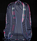 Dakine Backpack Garden blue pink/vivienne plaid