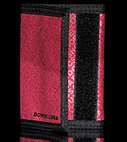 DC Wallet Ripstop red deep red