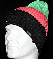 Zimtstern Beanie Orion black multicolor