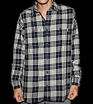 Carhartt Shirt Morgan blue navy bone check