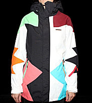 Zimtstern W Snowjacket Rukool Block multicolor