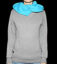 Ucon W Hooded Inuit grey/royal blue/aqua