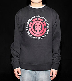 Element Kids Pullover Elemental CR black