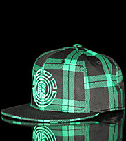 Element Kids Cap Cortes green aloe green