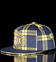 Element Kids Cap Cortes yellow straw