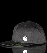 Carhartt Flexfit Cap Port black/white