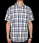 Carhartt Shirt Baron white ink check