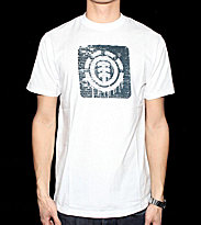 Element T-Shirt Brickworks white