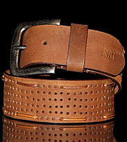 Revolution Belt Dot brown
