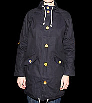 Revolution W Jacket Jones blue navy