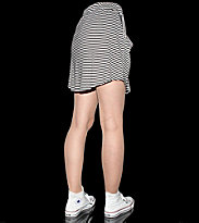 Roxy W Skirt Hubba Hubba Striped black/white