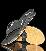 Reef Flipflops Fanning black