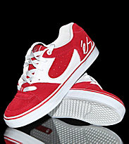 ES Kids Shoes Square One red/white