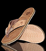 Reef Flipflops Leather Smoothy brown bronze
