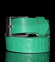 DC Belt Star 3 green kelly