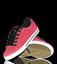 Circa Kids Shoes AL 50 red pomepian/black