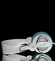 Wesc Headphones Oboe Seasonal white/aqua