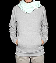 Ucon W Hooded Inuit grey light/mint lightmint