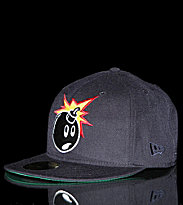 The Hundreds New Era Cap Adam blue navy