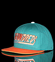 The Hundreds Snap Cap Swish green teal
