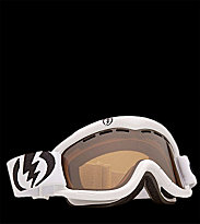 Electric Goggle EG 1 Free Bonus Lens white gloss