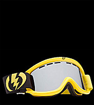 Electric Goggle EG 5 Free Bonus Lens yellow