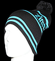 Zimtstern Beanie Lost black/blue