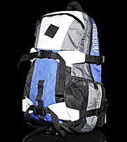 Zimtstern Backpack Walker Skate 12 blue royal/grey/black