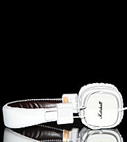 Marshall Headphones Major white