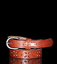 Roxy W Belt Terracota brown camel